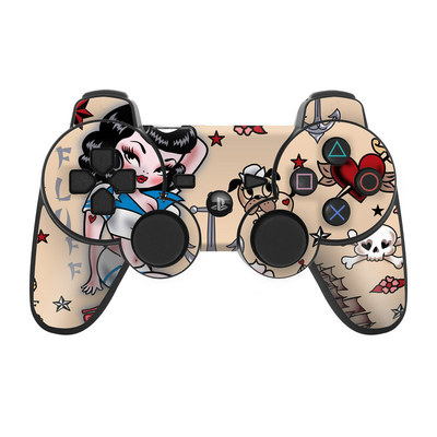 PS3 Controller Skin - Suzy Sailor