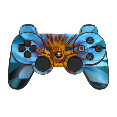 PS3 Controller Skin - Sweet Blue