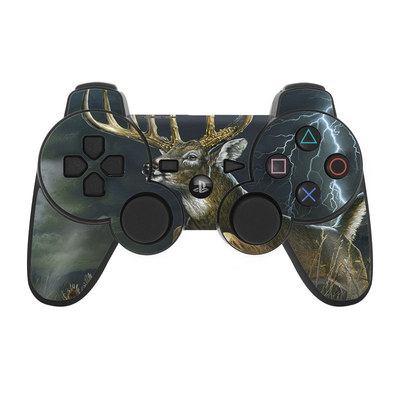 PS3 Controller Skin - Thunder Buck