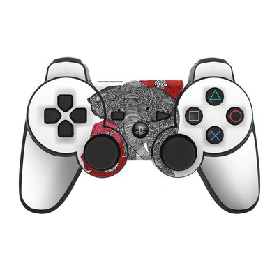 PS3 Controller Skin - The Elephant