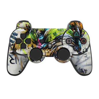 PS3 Controller Skin - Theory