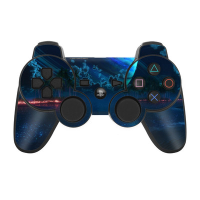 PS3 Controller Skin - Thetis Nightfall
