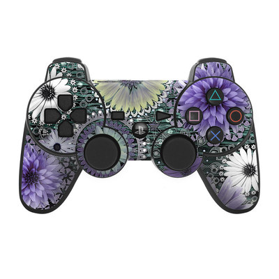PS3 Controller Skin - Tidal Bloom