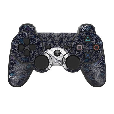 PS3 Controller Skin - Time Travel