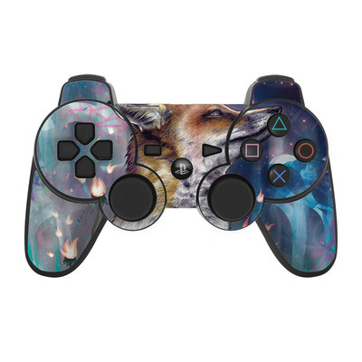 PS3 Controller Skin - There is a Light