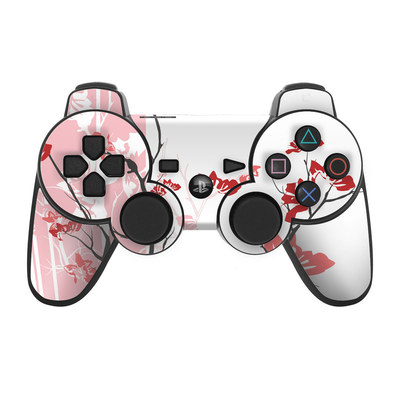PS3 Controller Skin - Pink Tranquility