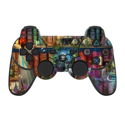 PS3 Controller Skin - Treasure Hunt