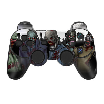 PS3 Controller Skin - Undead