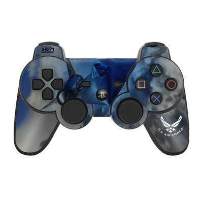 PS3 Controller Skin - Blackbird
