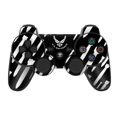 PS3 Controller Skin - Bombs Away