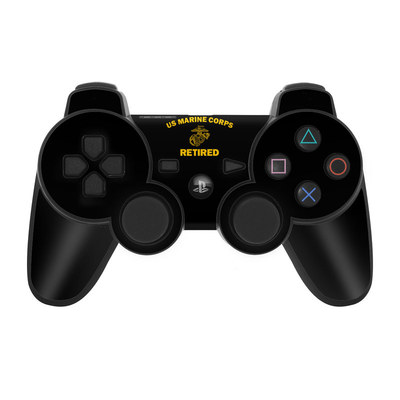PS3 Controller Skin - USMC Retired