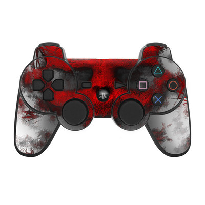 PS3 Controller Skin - War Light