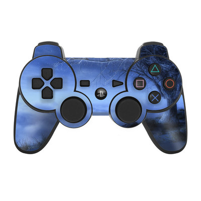 PS3 Controller Skin - World's Edge Winter