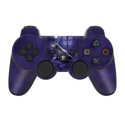 PS3 Controller Skin - Wolf