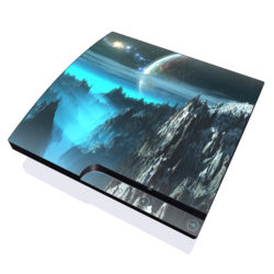 PS3 Slim Skin - Path To The Stars