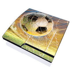 PS3 Slim Skin - Soccer