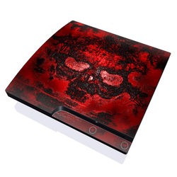 PS3 Slim Skin - War II