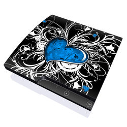 PS3 Slim Skin - Your Heart