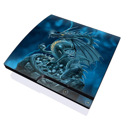PS3 Slim Skin - Abolisher