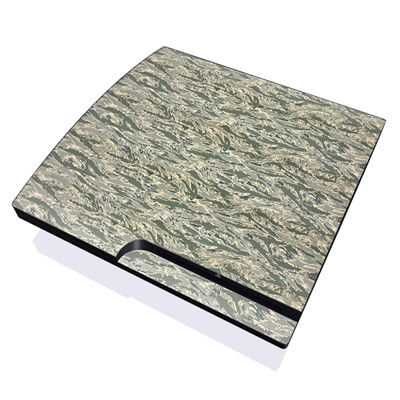 PS3 Slim Skin - ABU Camo