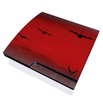 PS3 Slim Skin - Air Traffic