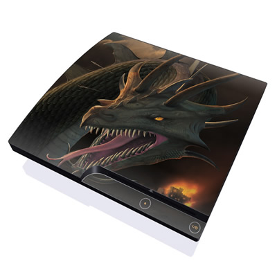 PS3 Slim Skin - Annihilator