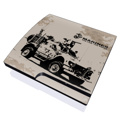 PS3 Slim Skin - Artillery