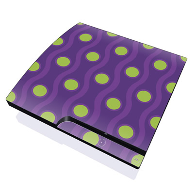 PS3 Slim Skin - Atomic