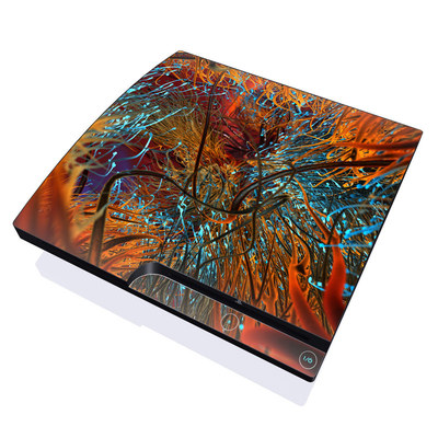 PS3 Slim Skin - Axonal