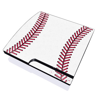PS3 Slim Skin - Baseball