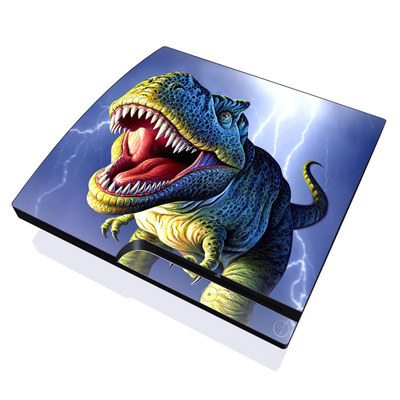 PS3 Slim Skin - Big Rex