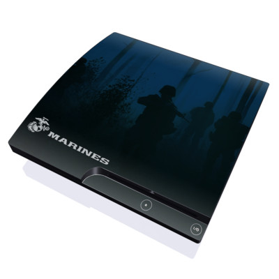 PS3 Slim Skin - Deploy