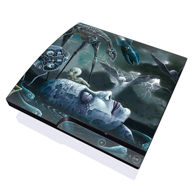 PS3 Slim Skin - Dreams