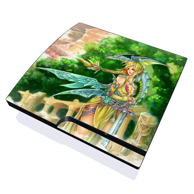 PS3 Slim Skin - Dragonlore