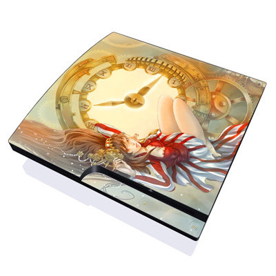 PS3 Slim Skin - Dreamtime