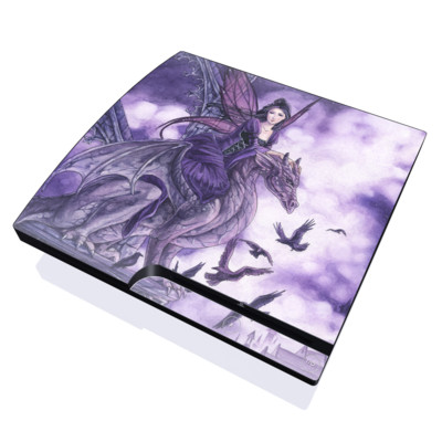 PS3 Slim Skin - Dragon Sentinel