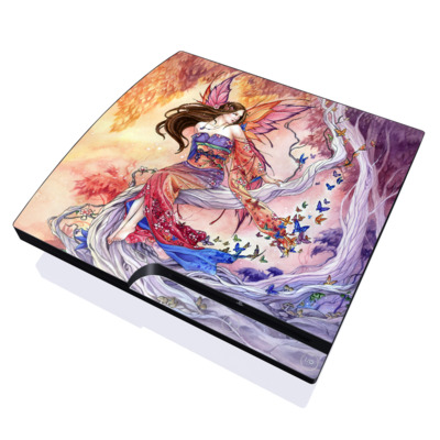 PS3 Slim Skin - The Edge of Enchantment