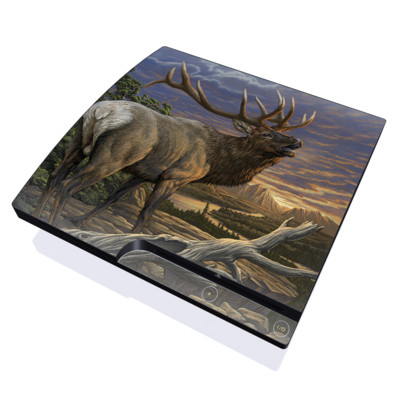 PS3 Slim Skin - Elk