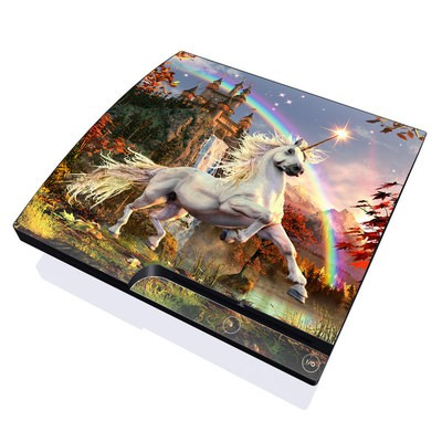 PS3 Slim Skin - Evening Star