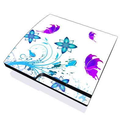PS3 Slim Skin - Flutter
