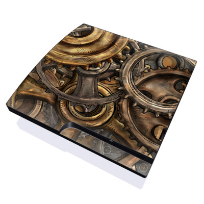 PS3 Slim Skin - Gears