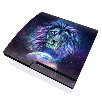 PS3 Slim Skin - Guardian