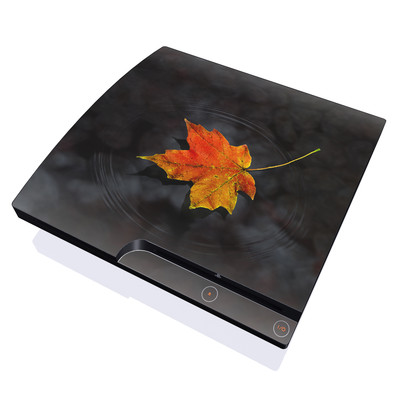 PS3 Slim Skin - Haiku