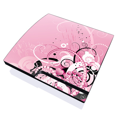 PS3 Slim Skin - Her Abstraction