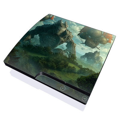 PS3 Slim Skin - Invasion