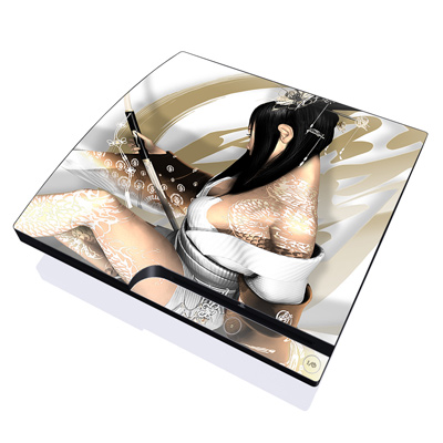 PS3 Slim Skin - Josei 4 Light