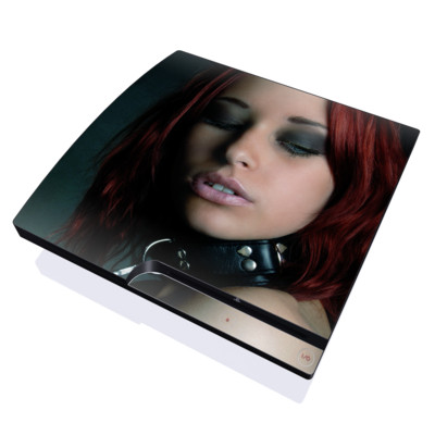 PS3 Slim Skin - Leashed