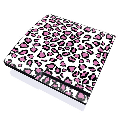 PS3 Slim Skin - Leopard Love