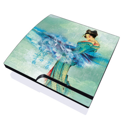 PS3 Slim Skin - Magic Wave