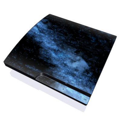 PS3 Slim Skin - Milky Way